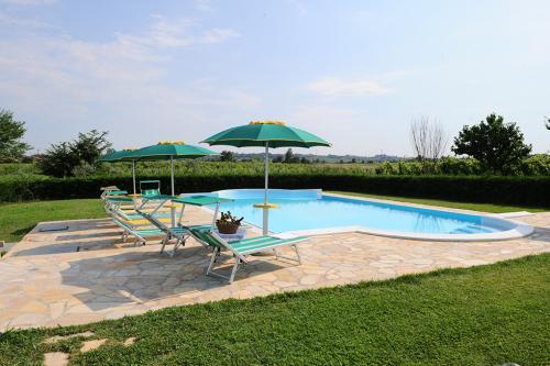Bauernhof mit Schwimmbad Gardasee