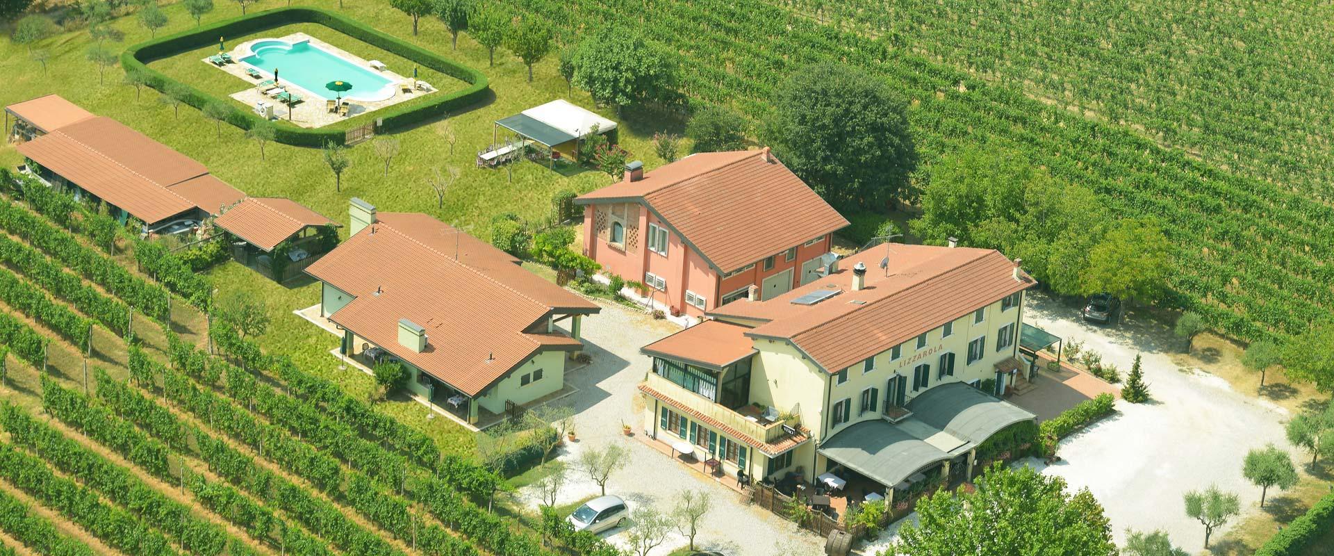Bauernhof mit Schwimmbad Peschiera del Garda